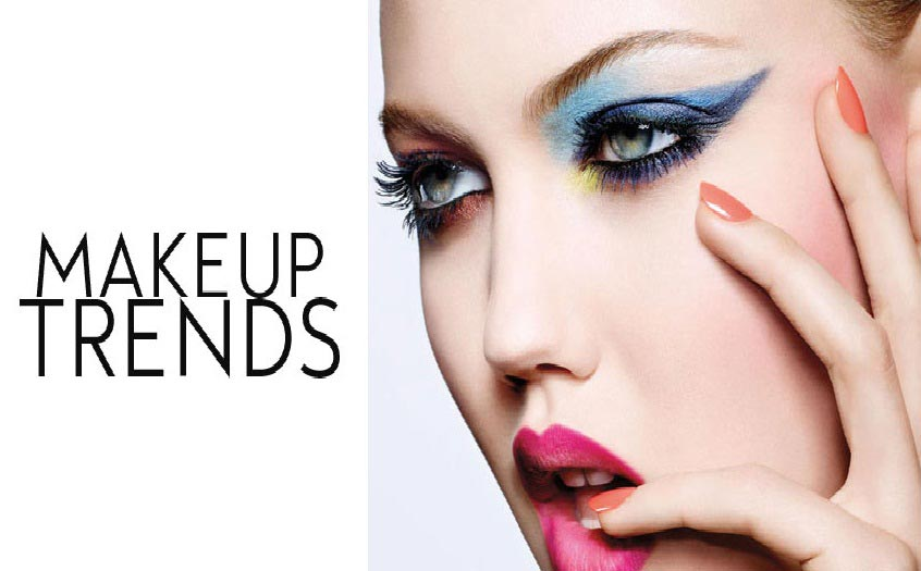 new trends in makeup this 2018 - New Makeup trends for 2018